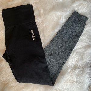 Gymshark ombré seamless leggings